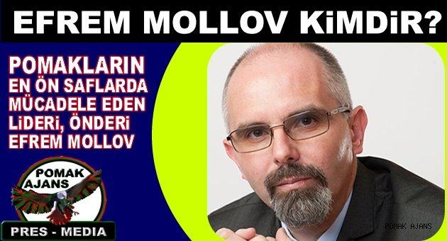 Efrem Mollov Kimdir?