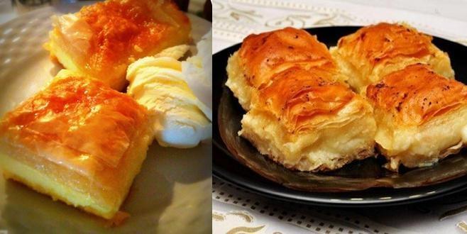 Sütlü Börek TATLISI